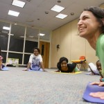 Yoga Intern     Yoga in the Classroom: Join the Movement!