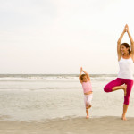 YoKid Yoga To Go: Are you at the Beach? 5 Reasons the Beach is Made for Yoga