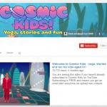 Cosmic Kids YouTube Yoga Stories for inspiration